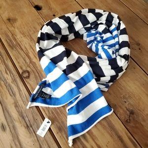 Banana Republic striped scarf wrap NWT